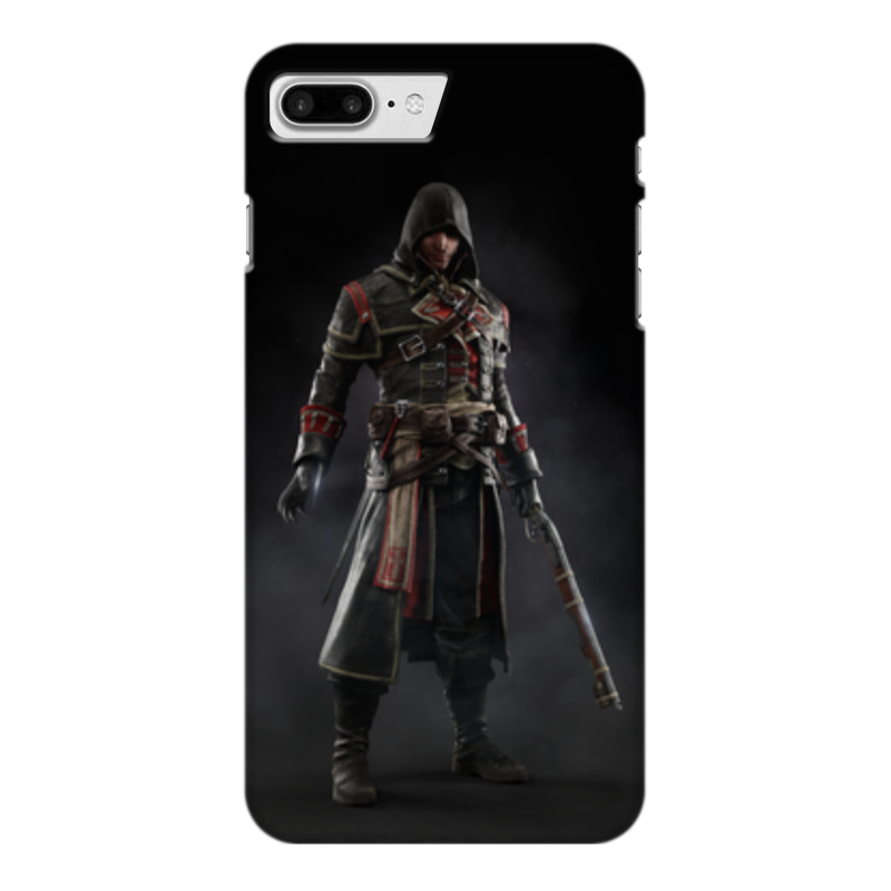 Чехол для iPhone 7 Plus глянцевый Printio Assassins creed (rogue)