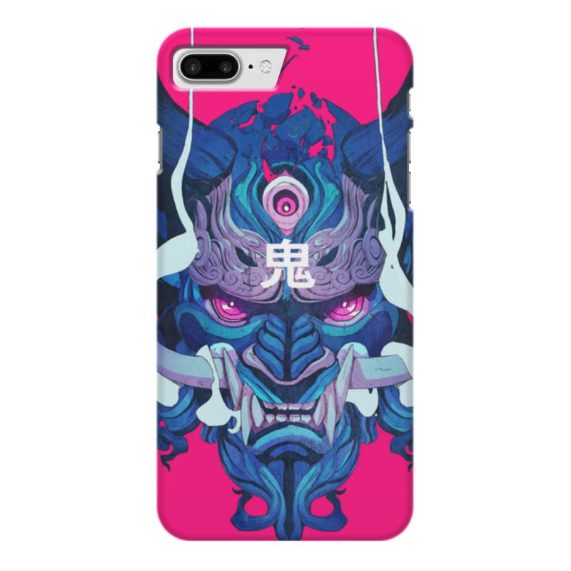 Чехол для iPhone 7 Plus глянцевый Printio Dragon