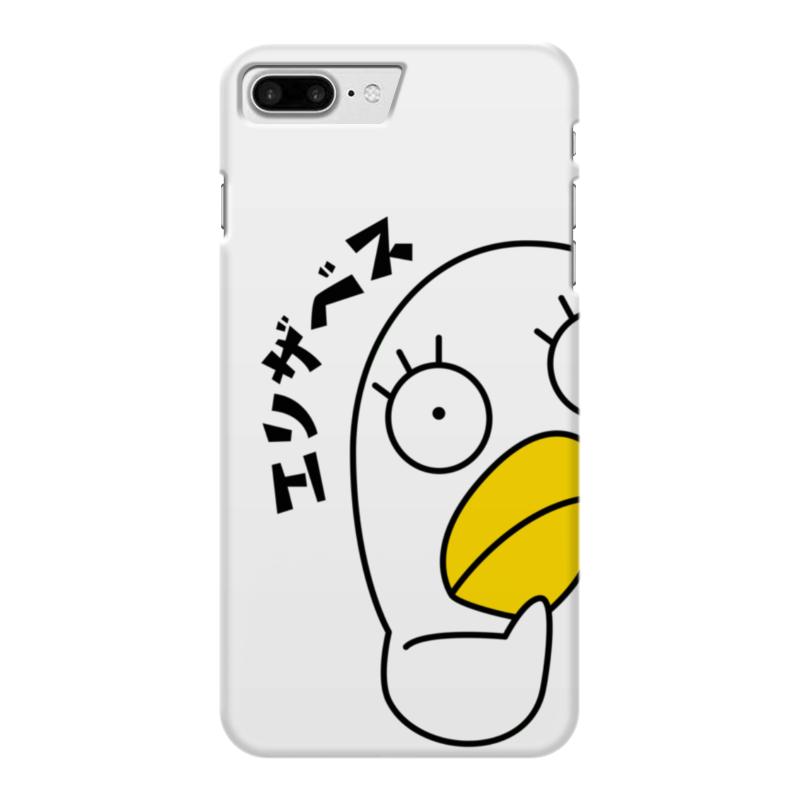 Чехол для iPhone 7 Plus глянцевый Printio Гинтама. элизабет чехол для iphone 7 глянцевый printio альтрон мстители