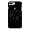 "Чехол для iPhone 7 Plus глянцевый ""Черная пантера"" - комиксы, марвел, черная пантера, black panther"