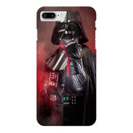 """Чехол для iPhone 7 Plus глянцевый """"Звёздные войны"""" - кино, звёздные войны, star wars"""