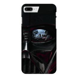 "Чехол для iPhone 7 Plus глянцевый ""Звездные войны"" - звездные войны, кино, дарт вейдер, фантастика, star wars"