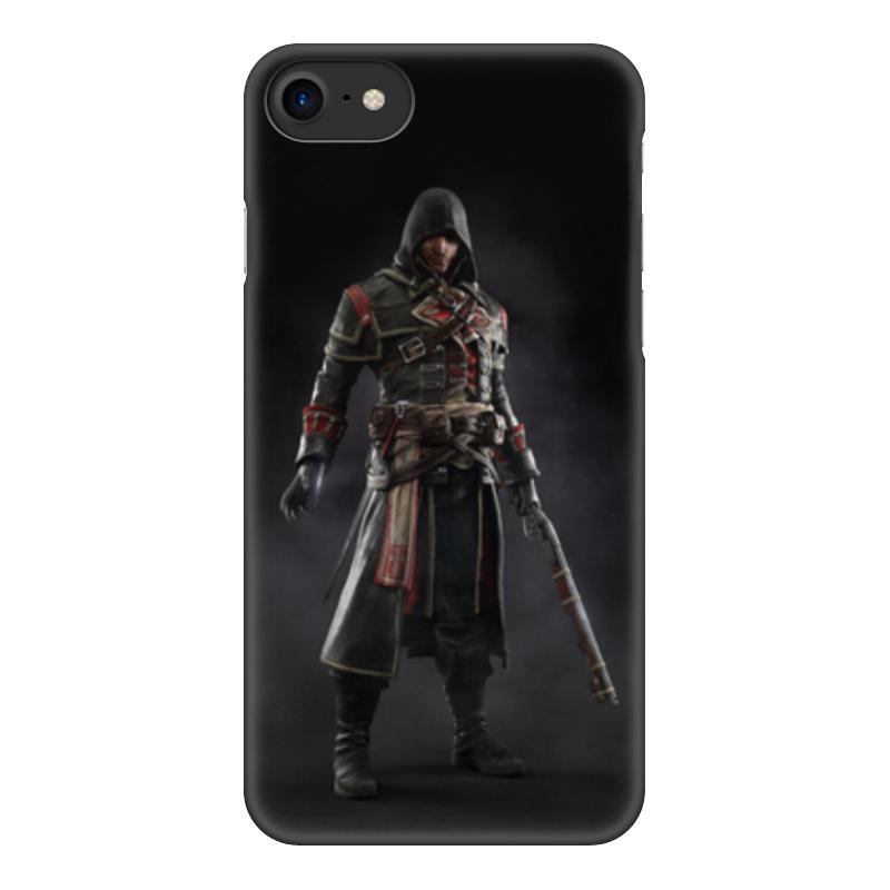Чехол для iPhone 8, объёмная печать Printio Assassins creed (rogue)