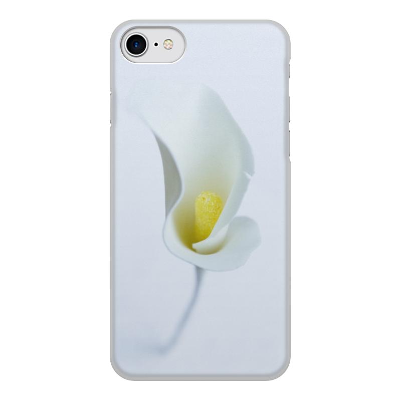 лучшая цена Printio Цветок калла белый