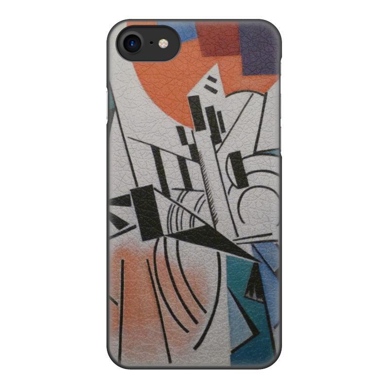 Чехол для iPhone 8, объёмная печать Printio Супрематизм (ольга розанова)