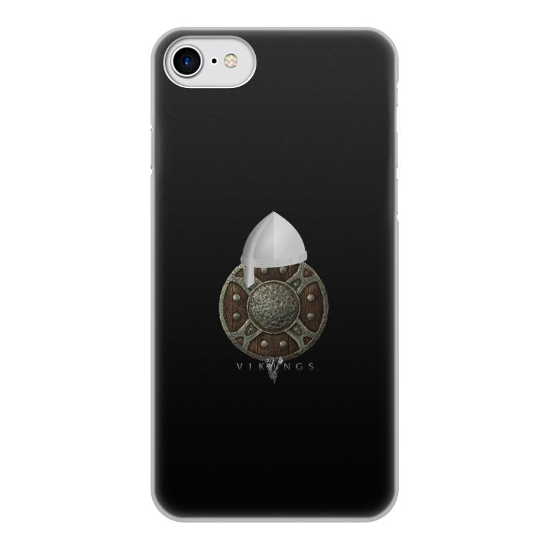 Чехол для iPhone 8, объёмная печать Printio Викинги. vikings чехол для iphone 8 объёмная печать printio викинги vikings