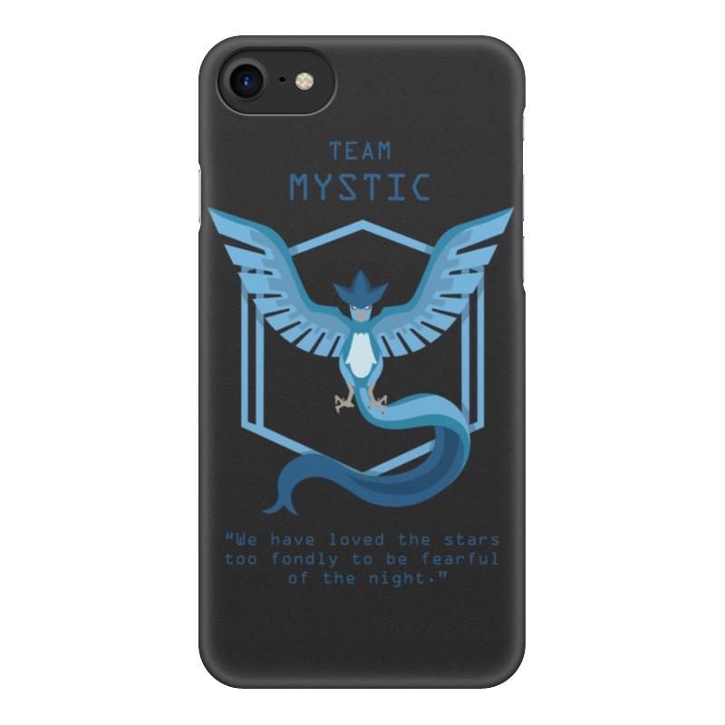 Чехол для iPhone 8, объёмная печать Printio Team mystic чехол для iphone 6 объёмная печать printio team mystic