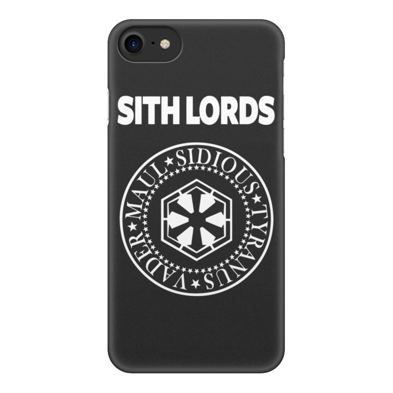 Чехол для iPhone 8, объёмная печать Printio Звёздные войны (star wars) комод нк 6