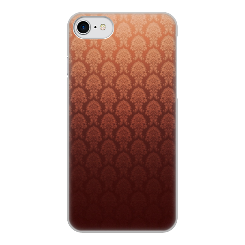 Чехол для iPhone 8, объёмная печать Printio Узоры