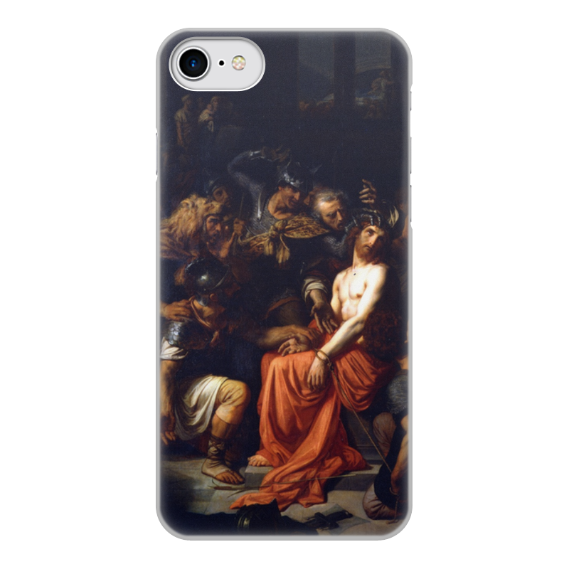 лучшая цена Printio Поругание христа (картина кабанеля)