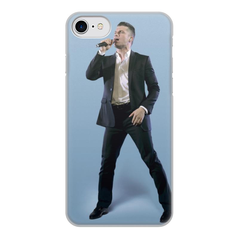 Чехол для iPhone 8, объёмная печать Printio Хор турецкого цена