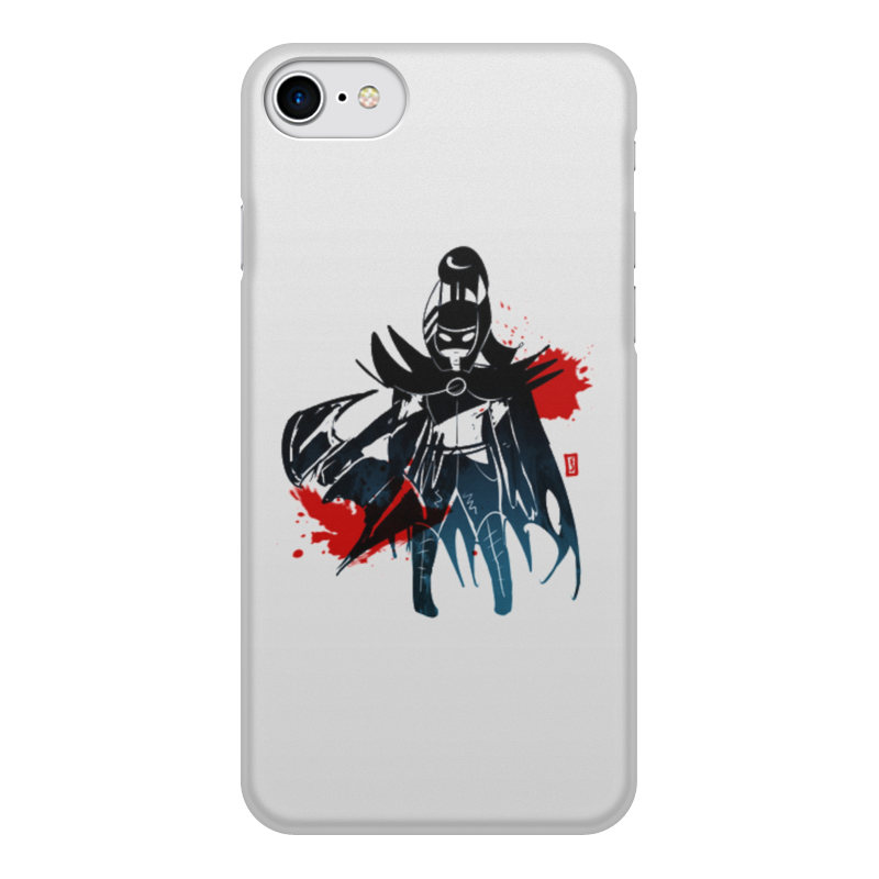 Чехол для iPhone 8, объёмная печать Printio ааин