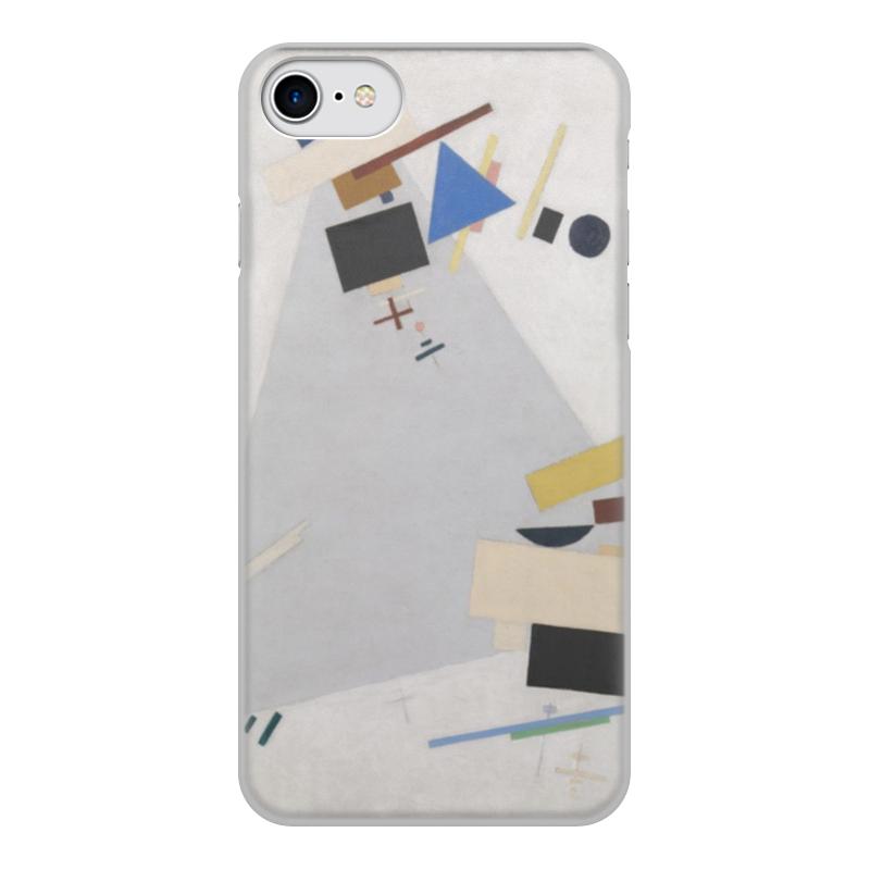 Чехол для iPhone 8, объёмная печать Printio Динамический субрематизм динамический стул swoppster