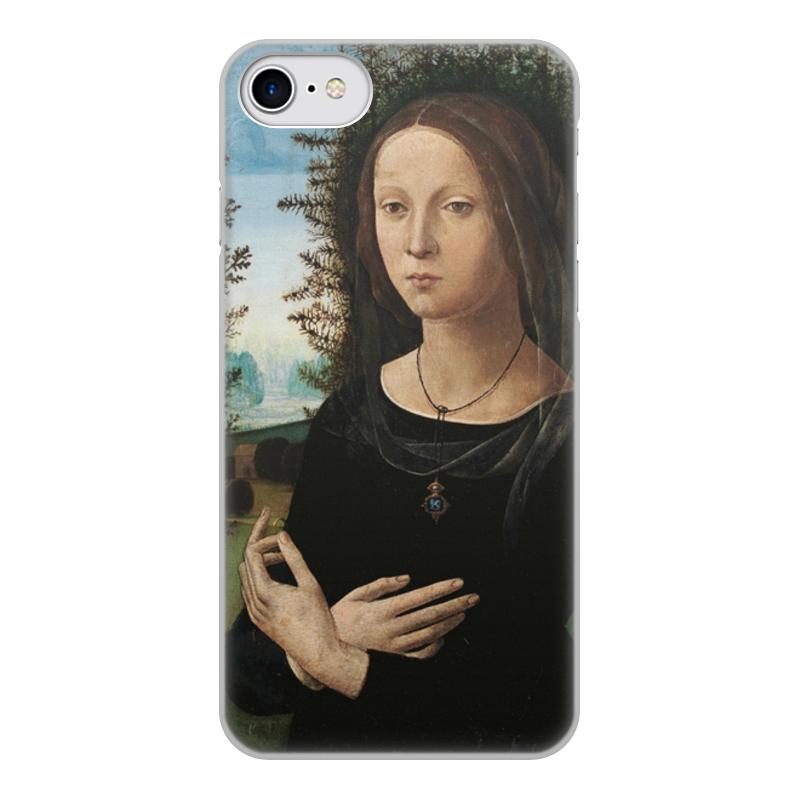 Printio Портрет молодой женщины (лоренцо креди)
