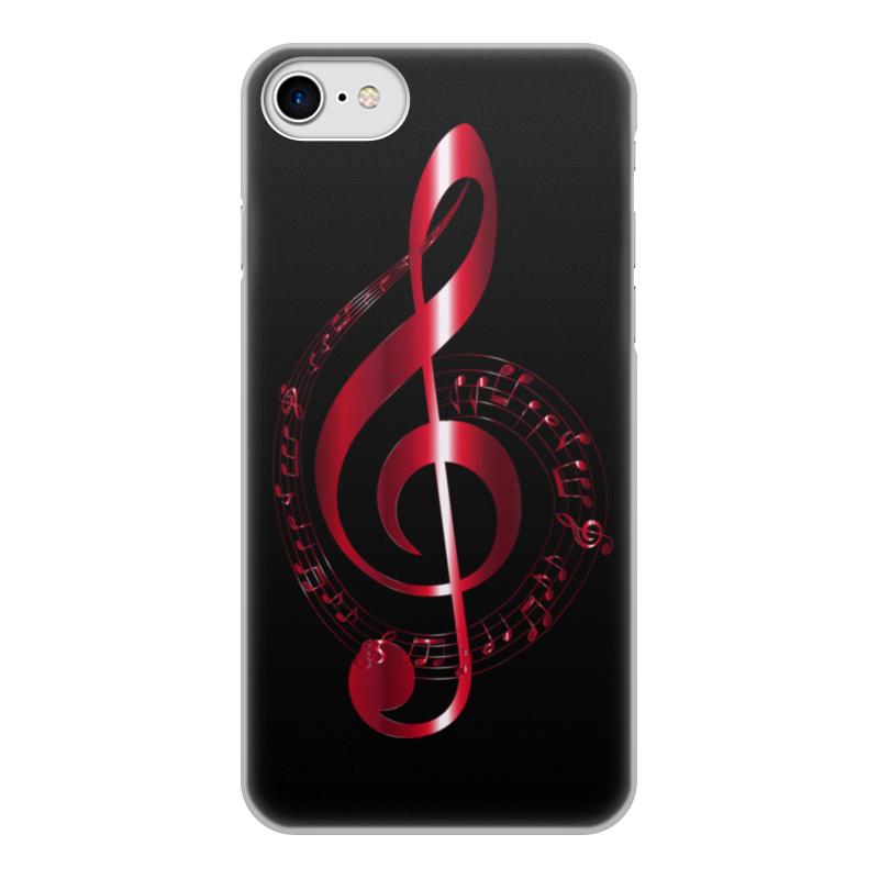 Чехол для iPhone 8, объёмная печать Printio Сталкеры арты