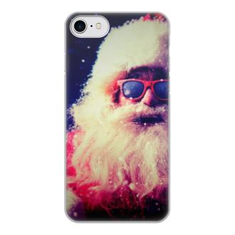 """Чехол для iPhone 8, объёмная печать """"новый год"""" - n-a-v"""