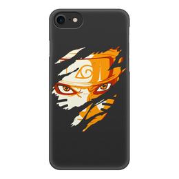 """Чехол для iPhone 8, объёмная печать """"Наруто"""" - аниме, naruto, наруто"""