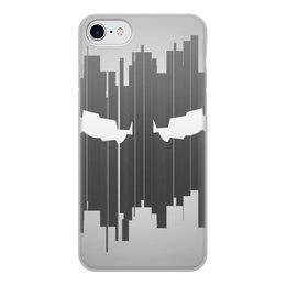 "Чехол для iPhone 8, объёмная печать ""Vigil"" - радуга, осада, rainbow six siege, tom clancys rainbow six siege, р6"