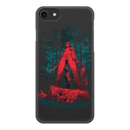 """Чехол для iPhone 8, объёмная печать """"Мишон (Ходячие мертвецы)"""" - ходячие мертвецы, the walking dead, мишон"""