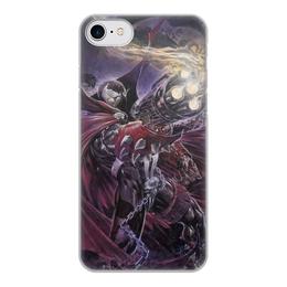 """Чехол для iPhone 8, объёмная печать """"Спаун (Spawn)"""" - комиксы, спаун, spawn, image comics"""