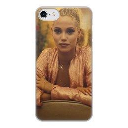"""Чехол для iPhone 8, объёмная печать """"Шоугёлз"""" - девушки, фильмы"""