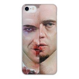 """Чехол для iPhone 8, объёмная печать """"Бойцовский клуб"""" - арт, мужской, бойцовский клуб, placebo, fight club"""