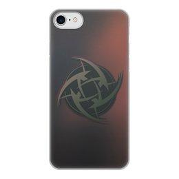 """Чехол для iPhone 8, объёмная печать """"Ninjas in Pyjamas"""" - ninjas in pyjamas, nip"""