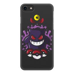 """Чехол для iPhone 8, объёмная печать """"Покемон(Pokemon)"""" - покемоны"""