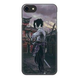 """Чехол для iPhone 8, объёмная печать """"Аниме """" - аниме, наруто, саске, баруто"""