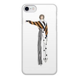 "Чехол для iPhone 8, объёмная печать ""Street fashion"" - fashion"