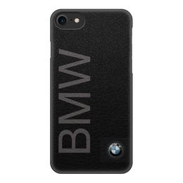 """Чехол для iPhone 8, объёмная печать """"***BMW***"""" - bmw"""