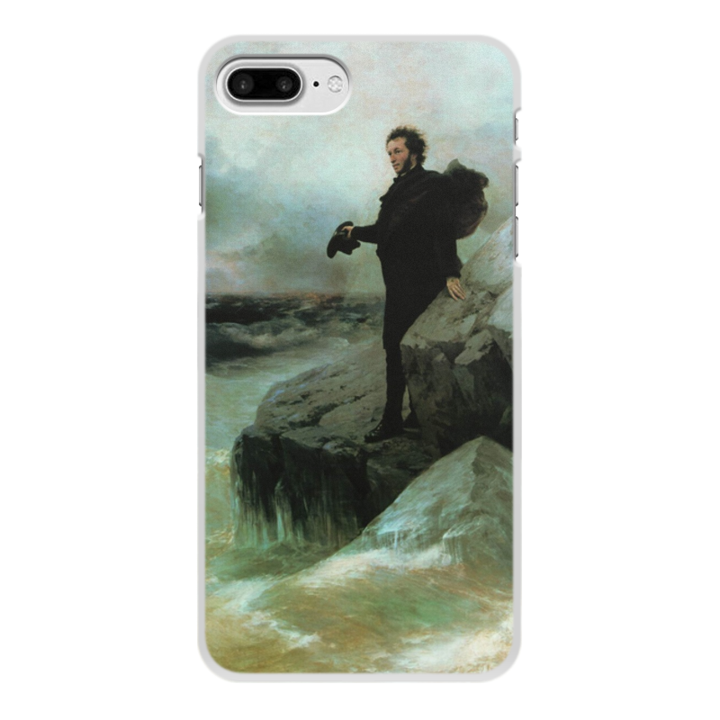 лучшая цена Printio Прощание пушкина с морем (картина репина)