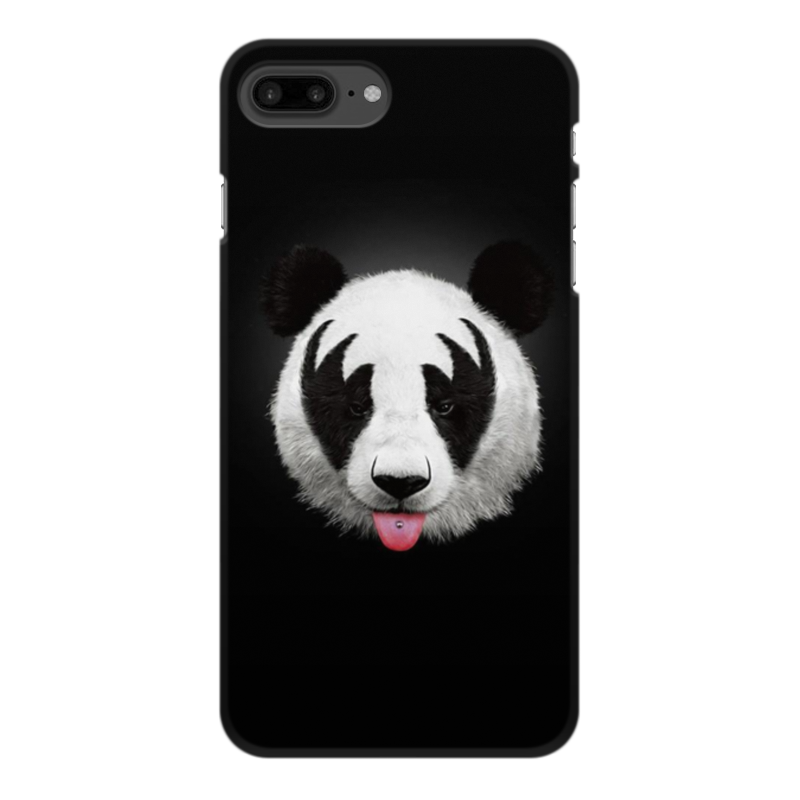 Printio Панда чехол для iphone 8 plus объёмная печать printio панда