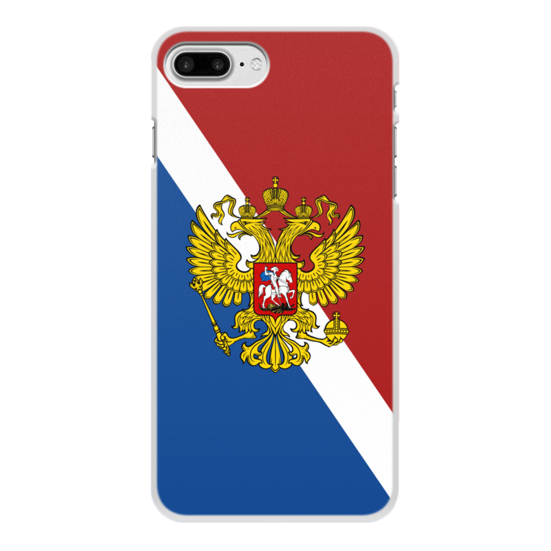 Printio Флаг россии чехол для iphone 6 plus объёмная печать printio ассирийский флаг