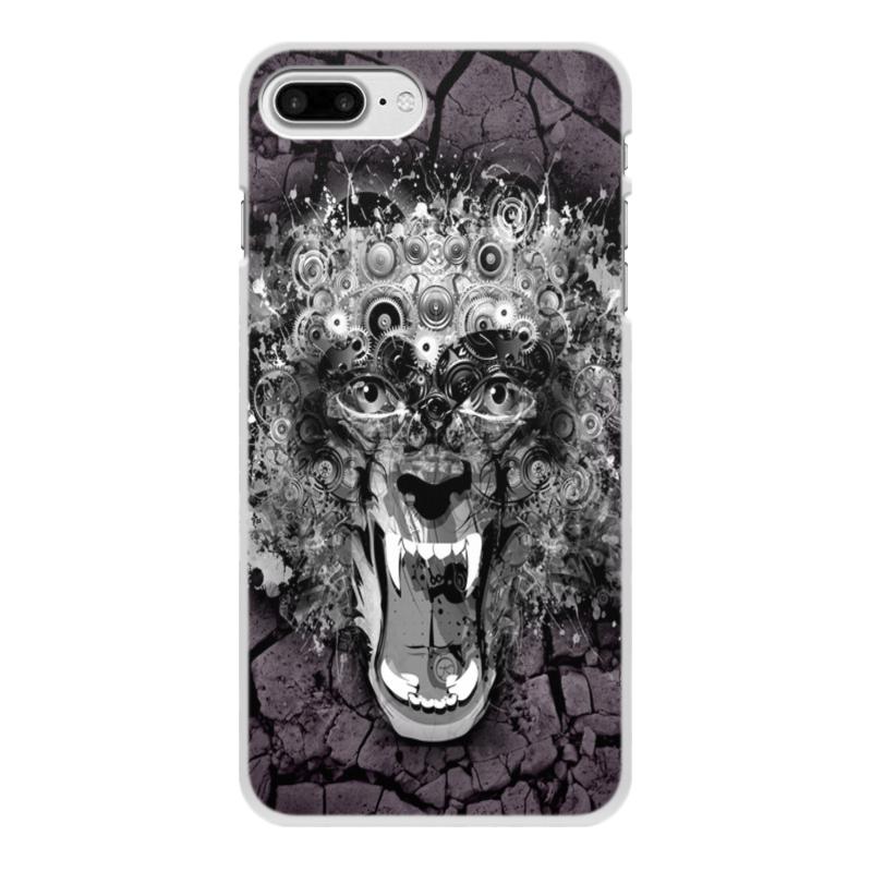 Printio Медведь чехол для iphone 8 объёмная печать printio русский медведь