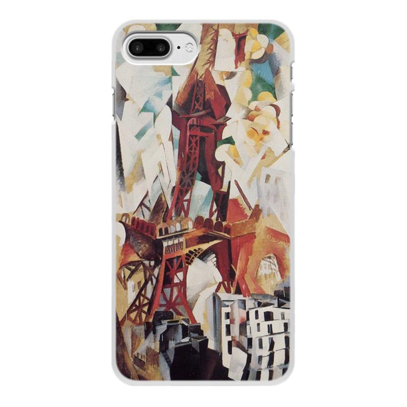 Printio Эйфелева башня (робер делоне) chocopony чехол для iphone 6plus эйфелева в закате арт 6plus 045
