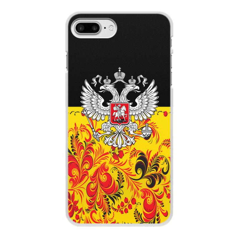 Printio Россия чехол для iphone 8 plus объёмная печать printio панда