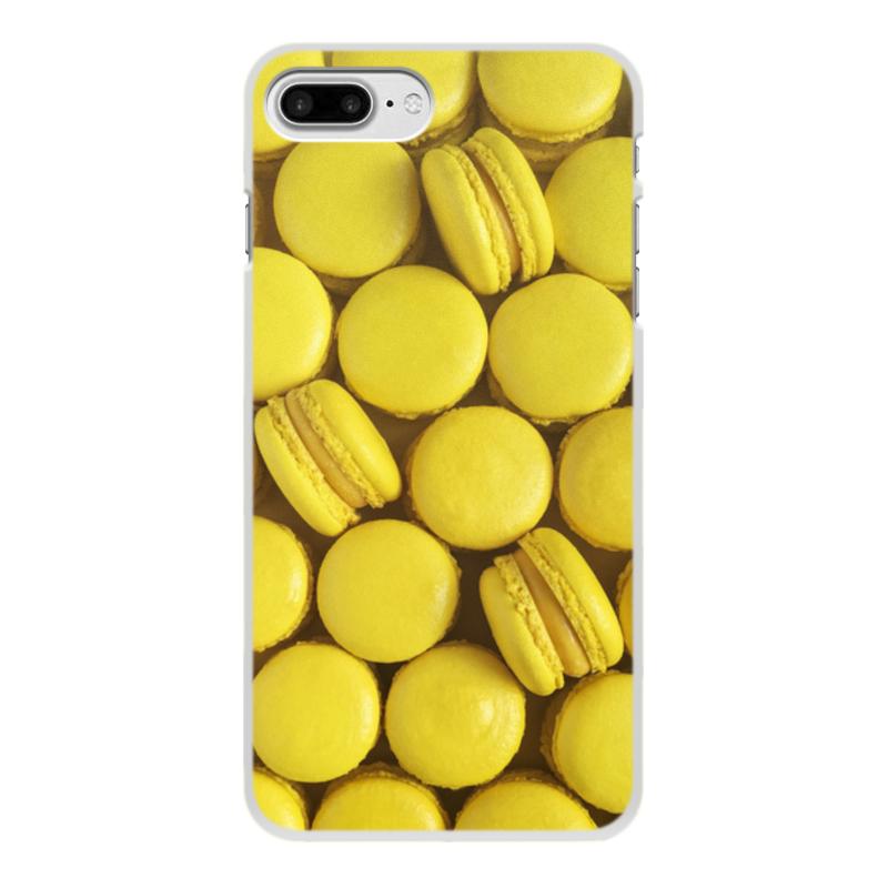 лучшая цена Printio Пирожные макаронс желтые