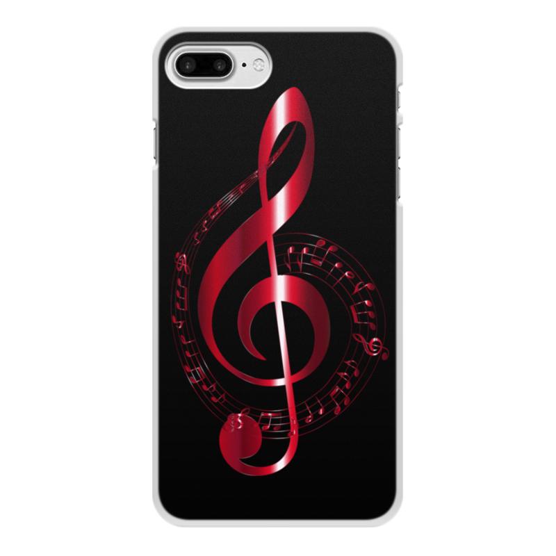 Чехол для iPhone 8 Plus объёмная печать Printio Сталкеры арты