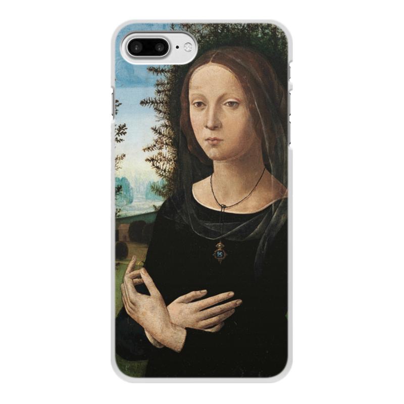 лучшая цена Printio Портрет молодой женщины (лоренцо креди)