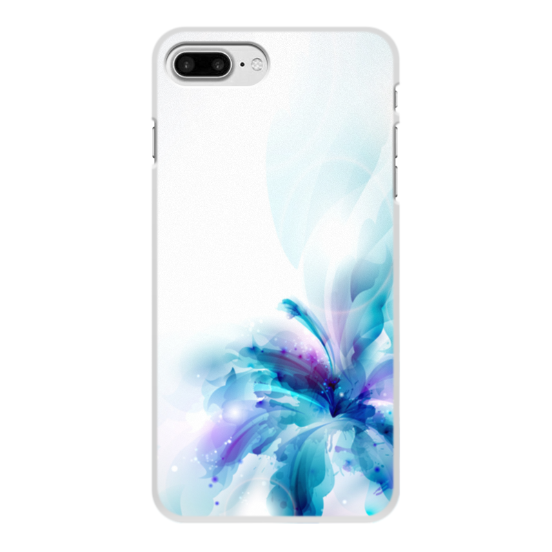 Чехол для iPhone 8 Plus, объёмная печать Printio Абстракция чехол для iphone 7 объёмная печать printio разноцветная абстракция