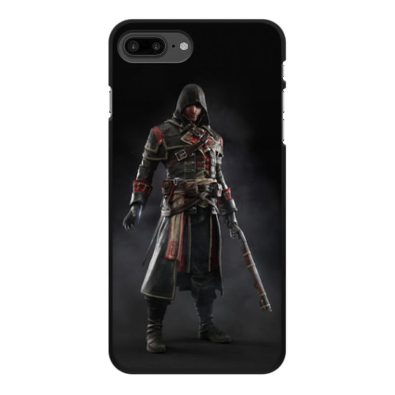 Чехол для iPhone 8 Plus, объёмная печать Printio Assassins creed (rogue)