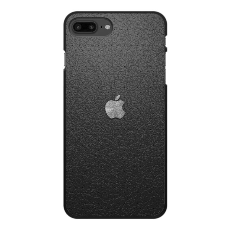 Чехол для iPhone 8 Plus, объёмная печать Printio Айфон