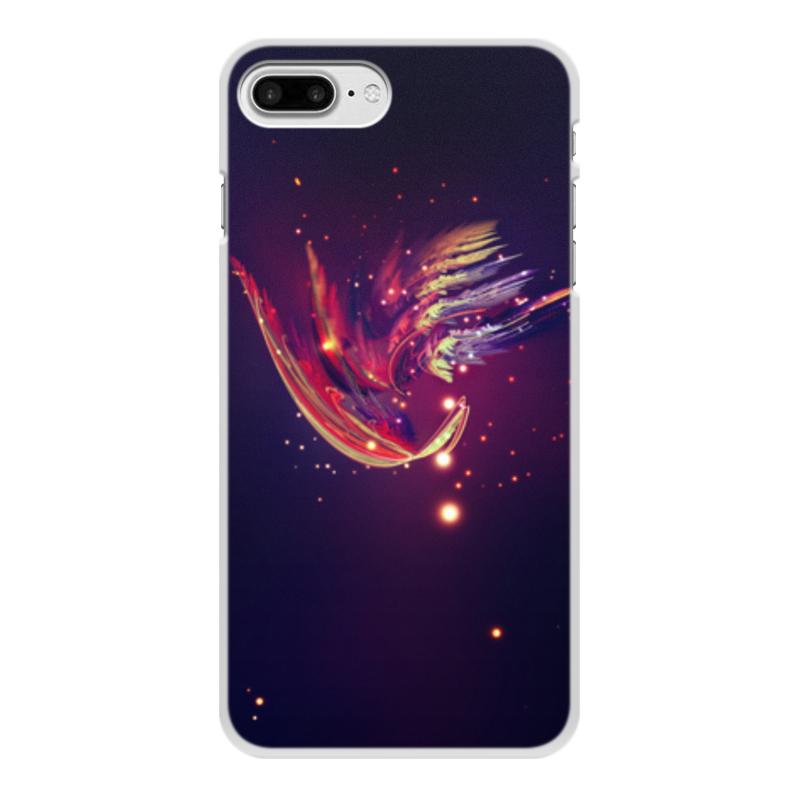 Чехол для iPhone 8 Plus, объёмная печать Printio Абстракция