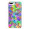 """Чехол для iPhone 8 Plus, объёмная печать """"Красочный орнамент Стразы"""" - орнамент, подарок, абстракция, геометрия"""
