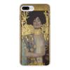 """Чехол для iPhone 8 Plus, объёмная печать """"Джудит I (Густав Климт)"""" - арт, картина, живопись, климт"""