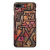 """Чехол для iPhone 8 Plus, объёмная печать """"Лесные ведьмы (Пауль Клее)"""" - картина, живопись, клее"""
