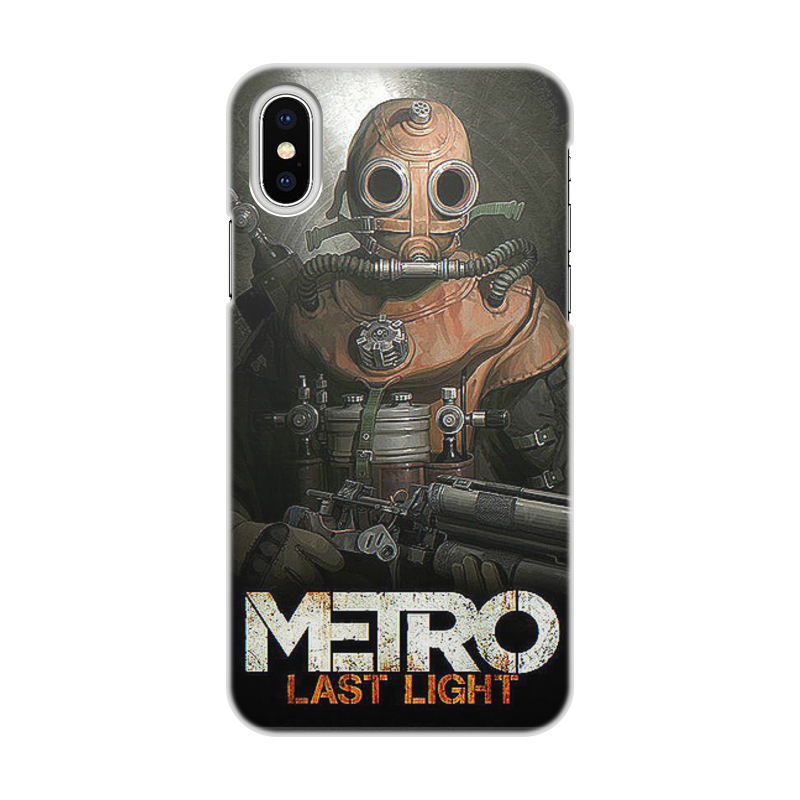 лучшая цена Printio Метро 2033. видеоигры