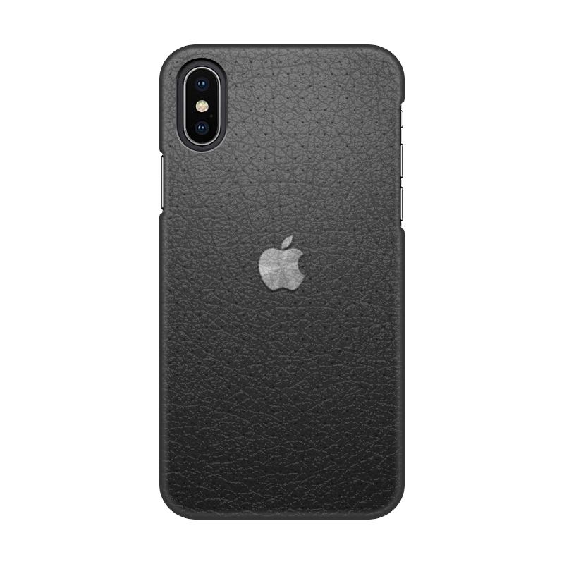 Чехол для iPhone X/XS, объёмная печать Printio Айфон