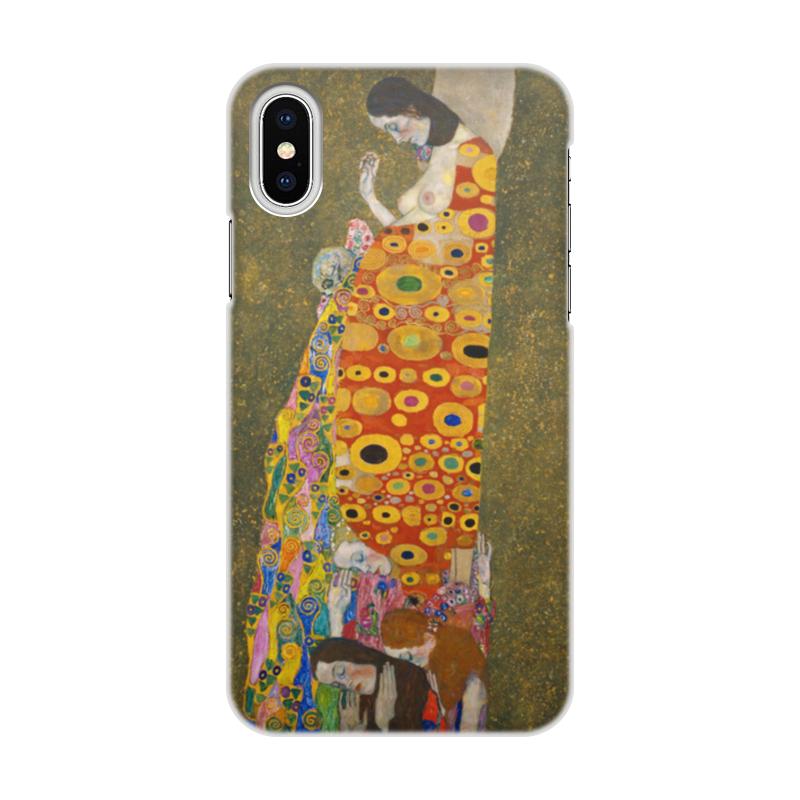 Printio Надежда ii (густав климт) чехол для iphone x xs объёмная печать printio древо жизни густав климт